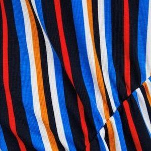 Zara Dresses - Gathered Waist Midi Dress (NWT)